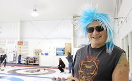 Curling funspeil