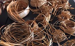 cedar weaving HAZ