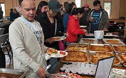 Free student dinner