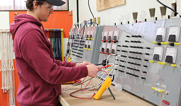 Youth Train in Trades